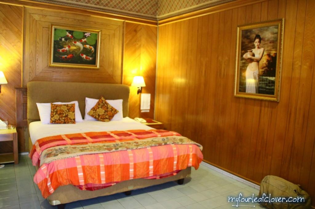 Deluxe Room Seruni Pangrango