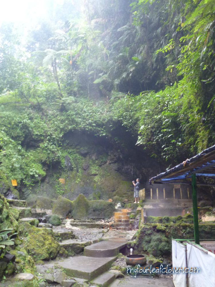 Sumber air panas Pancuran 3, Baturraden