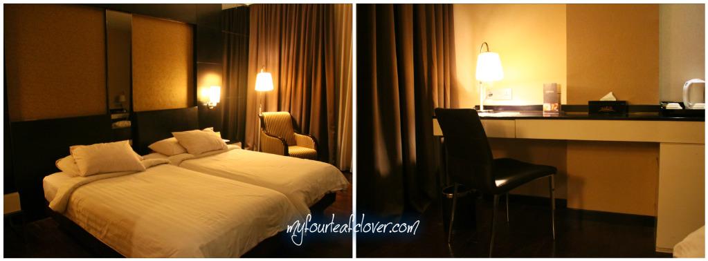 Deluxe Room Horison Ultima, Purwokerto