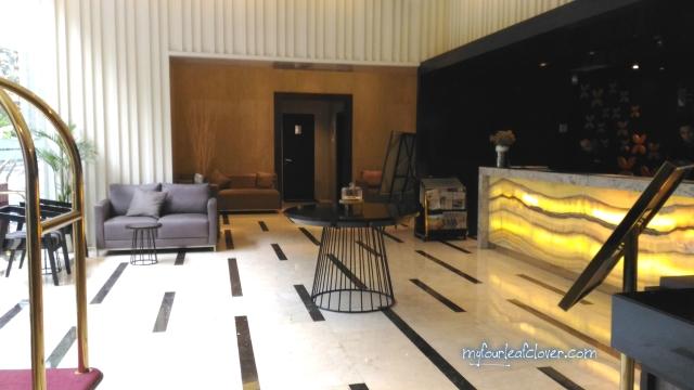 Lobby room
